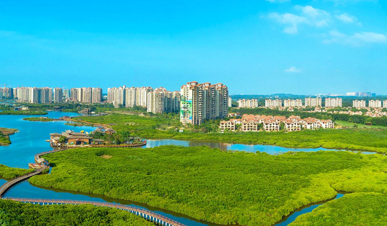 澄迈县房产环境实景图