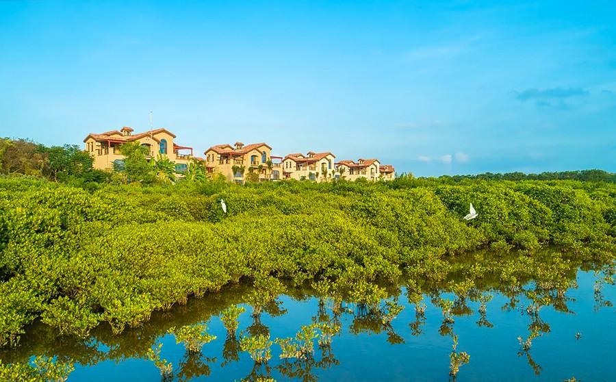 海南澄迈县房产环境实景图