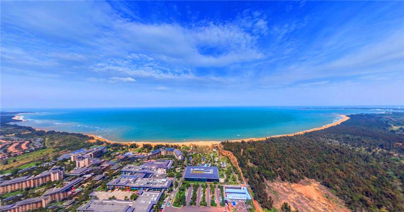 海南房产环境实景图